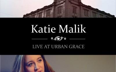 SOLO ALBUM RELEASE: Live at Urban Grace