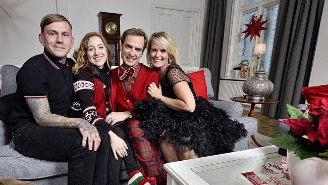 Allt för Sverige Julspecial Photos – Dec 2014